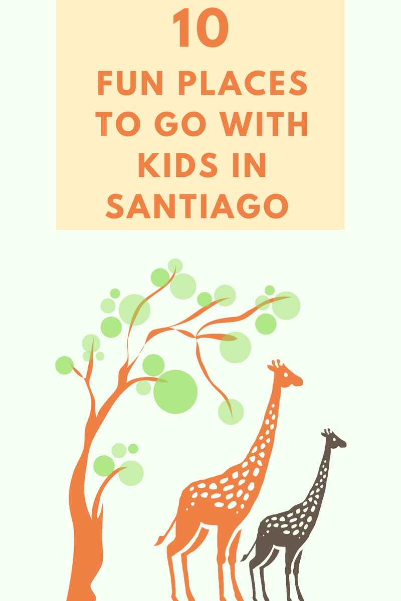 fun places to go with kids